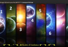 Intuitive Oracle Card